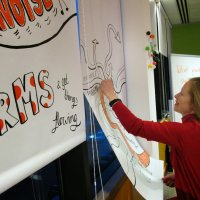 Unum Graphic Facilitation