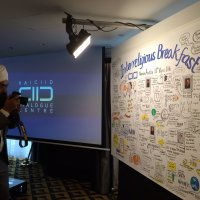 Graphic Recording for KAICIID